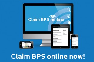Claim BPS onlin now