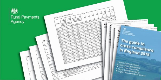 Read the results of Cross Compliance inspections
